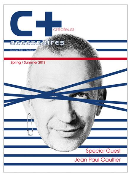 C+ accessoires spécial JP GAULTIER