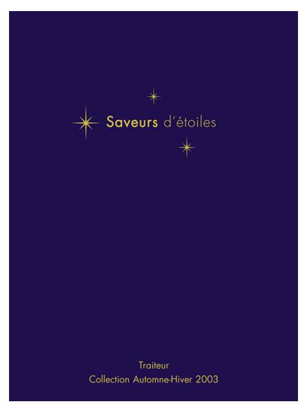 Saveurs d'étoiles